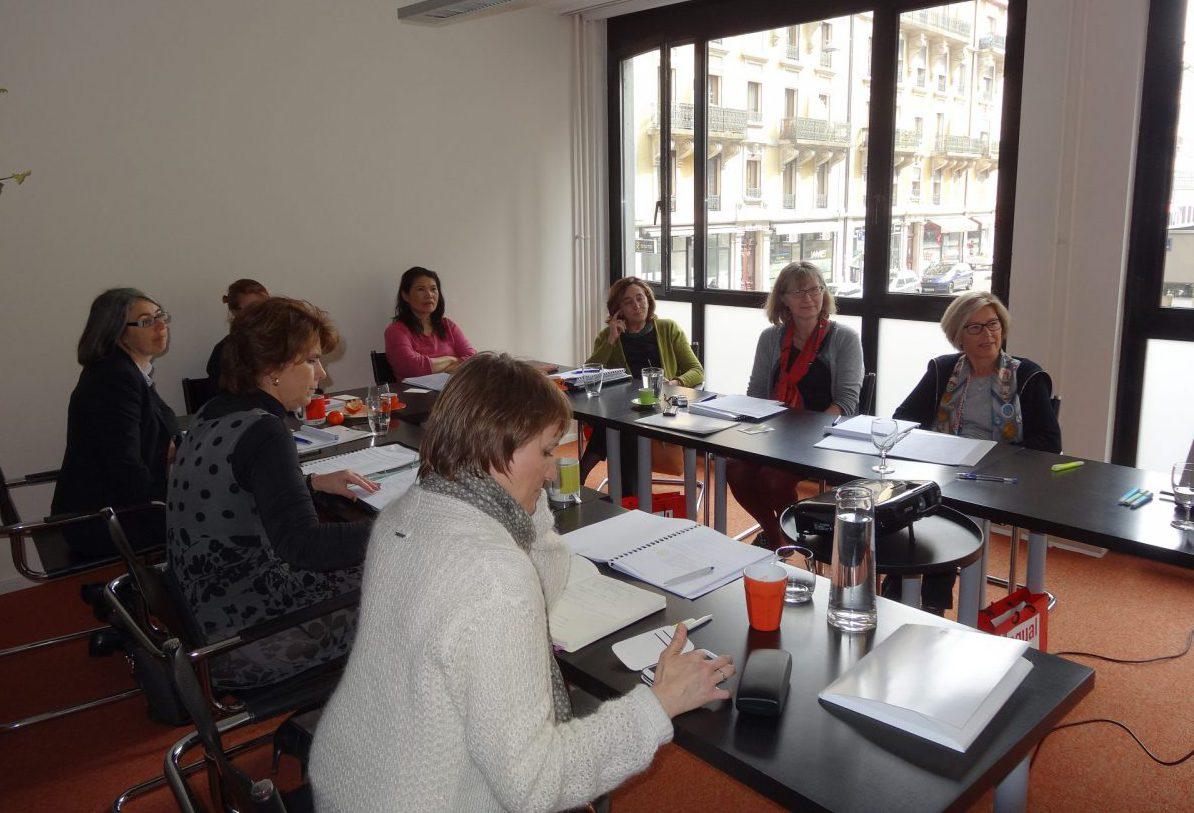 PEP Training BPW Genève 2015
